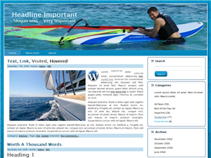 Permanent Link to Windsurfer